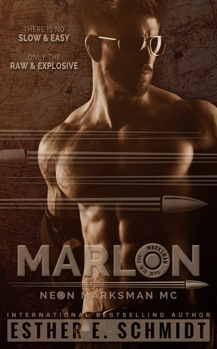 Marlon Neon Marksman Mc By Esther E Schmidt Books Laid Bare